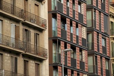 Коммерческое помещение 1390 м2 в Эшампле, Барселона