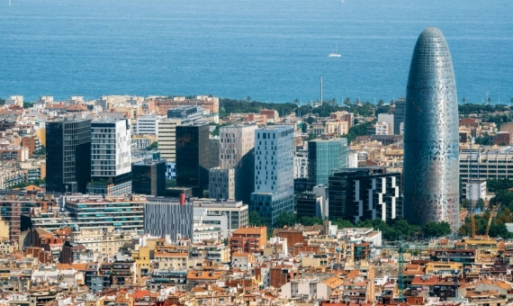 Plot of land for new development in 22@ area, Barcelona | shutterstock_605314280-570x340-jpg