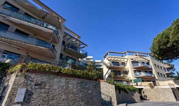 Penthouse con terrace 100 m2 and stunning sea views in Sant feliu de Guixols, Costa Brava | 2