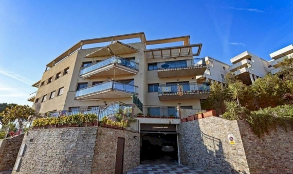 Penthouse con terrace 100 m2 and stunning sea views in Sant feliu de Guixols, Costa Brava | 1