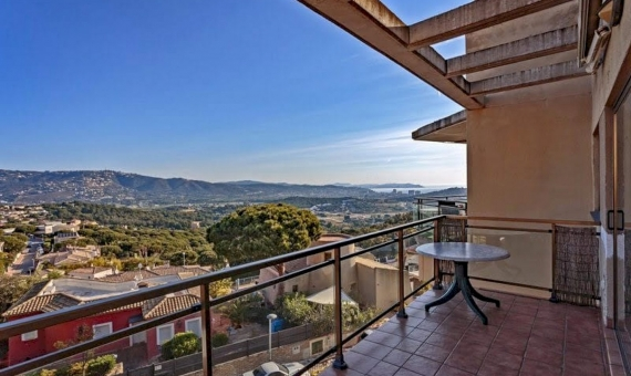Penthouse con terrace 100 m2 and stunning sea views in Sant feliu de Guixols, Costa Brava | 2540-sfg-ven-apart-atico-vecino-of_0023-570x340-jpg