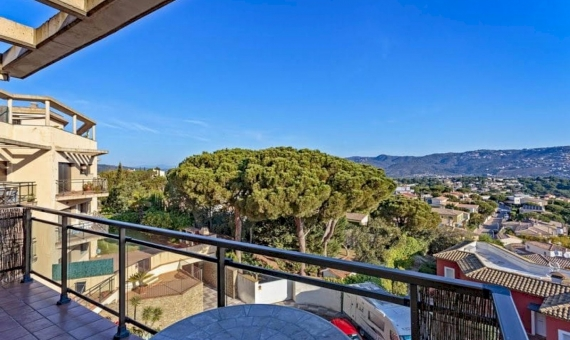 Penthouse con terrace 100 m2 and stunning sea views in Sant feliu de Guixols, Costa Brava | 3