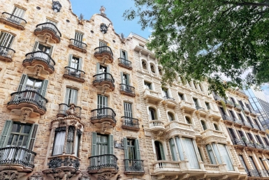 Hotel of 3 stars in Plaza Cataluña, the heart of Barcelona - shutterstock_227409448