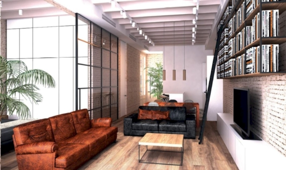 Exclusive brand new apartment in the historic center of Barcelona | 2