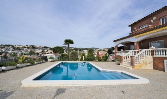 Spacious villa with large garden and private swimming pool in Calafell, Costa Dorada | 4