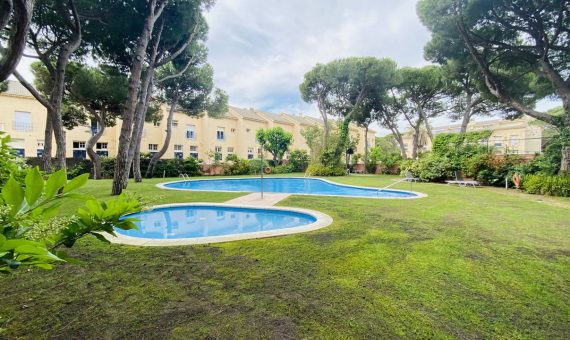 Townhouse of 300 m2 on the seafront in Castelldefels, Costa Garraf | 1