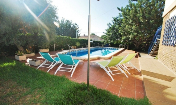 Villa of 220 m2 in a cozy town of Calafell in Costa Dorada | 3