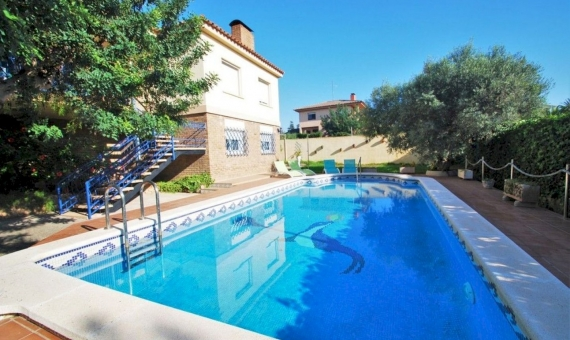 Villa of 220 m2 in a cozy town of Calafell in Costa Dorada | 1