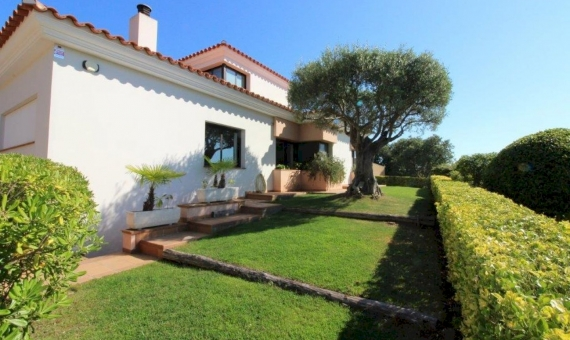 Beautiful Mediterranean villa 200 meters from the beach in S'Agaro, Costa Brava | 4