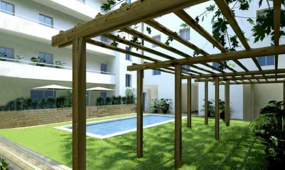 -  5 edificios residenciales de 3.530 m2 en Madrid