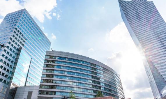 Новый бизнес-центр 83.645 м2 в Мадриде | architectural-design-architecture-bangkok-blue-534219-570x340-jpg