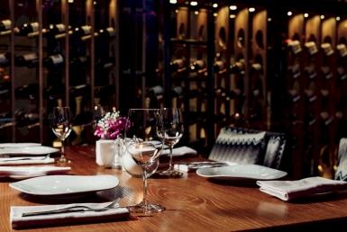 Новый дизайнерский ресторан в районе Эшампле, Барселона