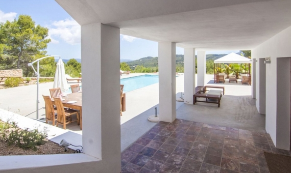 Outstanding villa with tourist license and panoramic views in San Jose, Ibiza | 4