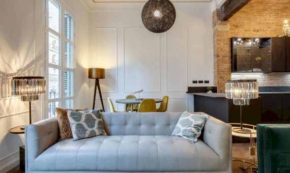 Beautiful renovated apartment next to Sagrada Familia | 1