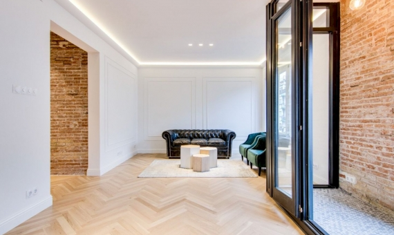 Exceptional luxury apartment in the prestigious Eixample area of Barcelona | 1
