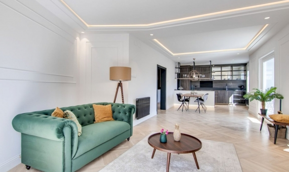 Unique newly renovated apartment with stunning views of the Sagrada Familia in Barcelona | 1