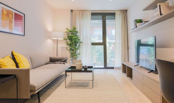 - New development close to Plaza España in Barcelona