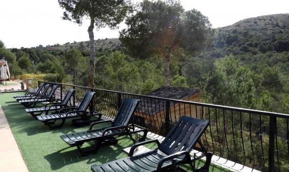 Загородный отель с рестораном возле города Бенидорм в Аликанте | 4