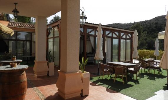 Загородный отель с рестораном возле города Бенидорм в Аликанте | dscn6622-570x340-jpg