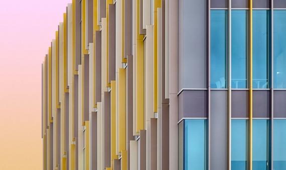 - Edificio moderno de 548 m2 en prestigiosa Zona Alta de Barcelona