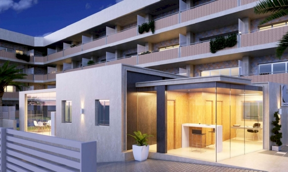 Apart-hotel project with operator in Sitges, Costa Garraf | 4
