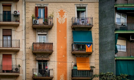 - Здание 361 м2 в спокойном жилом районе Барселоны
