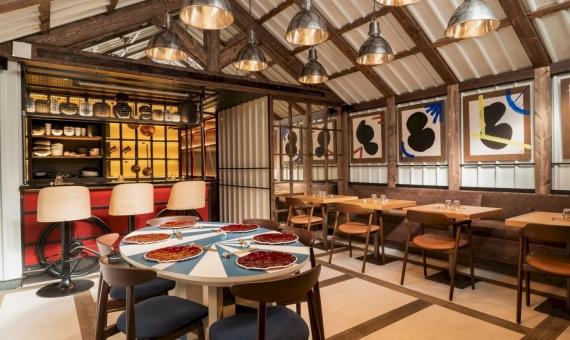 Traspaso de restaurante con estilo con excelente ubicación en el Eixample, Barcelona | 2
