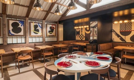 Traspaso de restaurante con estilo con excelente ubicación en el Eixample, Barcelona | 3