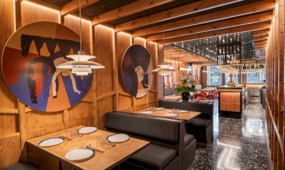 Traspaso de restaurante con estilo con excelente ubicación en el Eixample, Barcelona | 4