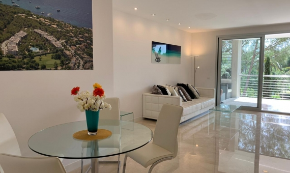Beautiful apartment for rent in an exclusive urbanization in Mallorca | 1