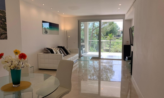 Beautiful apartment for rent in an exclusive urbanization in Mallorca | 2