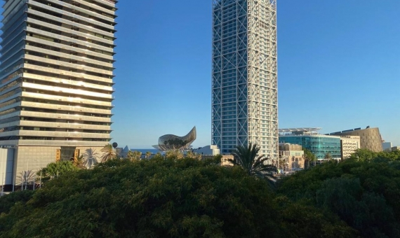 - Beautiful high-level apartment in front of the sea in Vila Olimpica in Barcelona