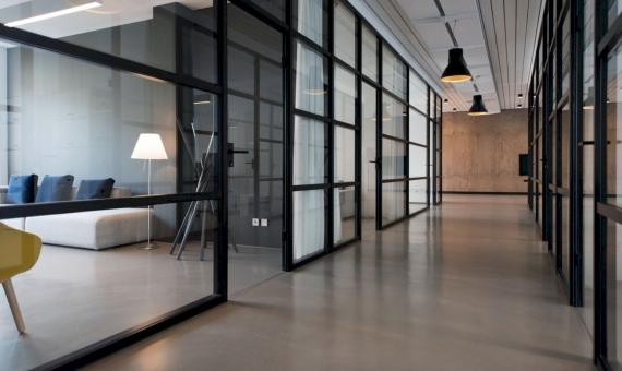 - Офисные помещения 1670.80 м2 в районе Эшампле, Барселона