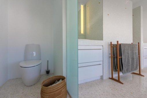 Casa en Granadilla, ciudad El Medano, 216 m2, jardin, terraza, balcon, garaje   | 41