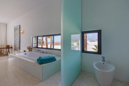 Casa en Granadilla, ciudad El Medano, 216 m2, jardin, terraza, balcon, garaje   | 40