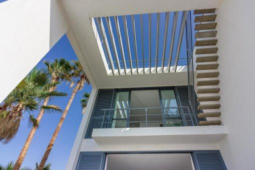 Casa en Granadilla, ciudad El Medano, 216 m2, jardin, terraza, balcon, garaje   | 44