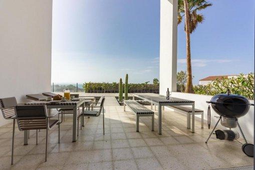 Casa en Granadilla, ciudad El Medano, 216 m2, jardin, terraza, balcon, garaje   | 47