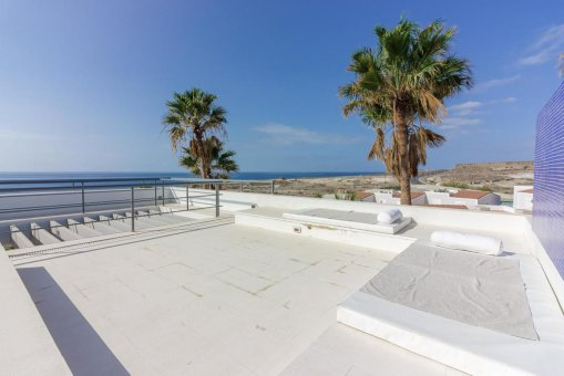 Casa en Granadilla, ciudad El Medano, 216 m2, jardin, terraza, balcon, garaje   | 50