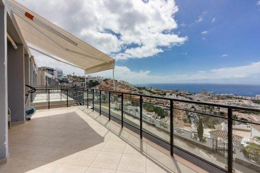 Вилла в Адехе, город Сан-Эухенио-Альто, 230 м2, сад, террасса, балкон   | 56