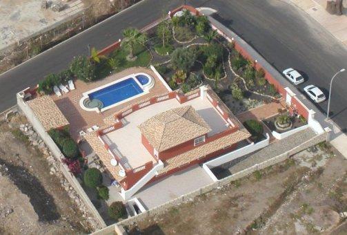 Вилла в Адехе, город Плайя-Параисо, 300 м2, сад, террасса, балкон, гараж   | 41