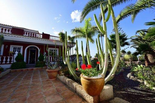Вилла в Адехе, город Плайя-Параисо, 300 м2, сад, террасса, балкон, гараж   | 29