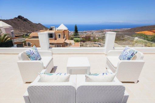 Casa en Adeje, ciudad Roque del Conde, 300 m2, terraza, balcon, garaje   | 36