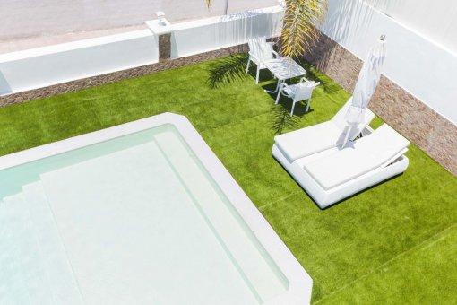 Casa en Adeje, ciudad Roque del Conde, 300 m2, terraza, balcon, garaje   | 41