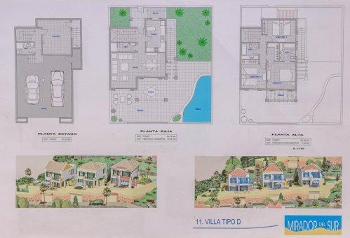 Вилла в Адехе, город Сан-Эухенио-Альто, 230 м2, сад, гараж   | 34