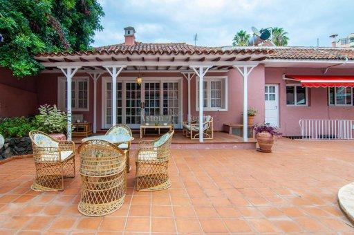 Вилла в Пуэрто-де-ла-Крус, 489 м2, сад, террасса, гараж   | 3
