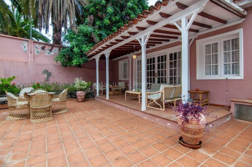 Вилла в Пуэрто-де-ла-Крус, 489 м2, сад, террасса, гараж   | 4