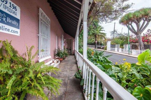Вилла в Пуэрто-де-ла-Крус, 489 м2, сад, террасса, гараж   | 48