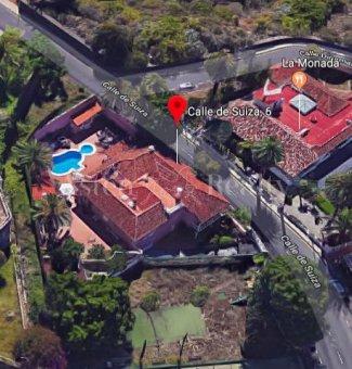Вилла в Пуэрто-де-ла-Крус, 489 м2, сад, террасса, гараж   | 51