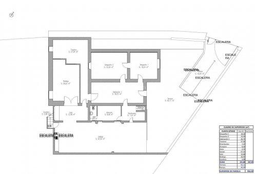 Вилла в Пуэрто-де-ла-Крус, 489 м2, сад, террасса, гараж   | 54