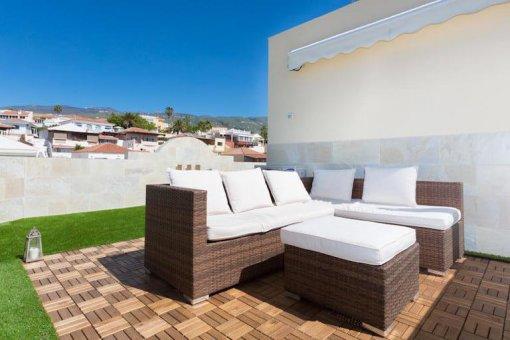 Casa adosada en Adeje, ciudad Callao Salvaje, 160 m2, terraza, balcon   | 39